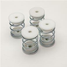 Fjäderdämpare i stål STL 5/6 Image