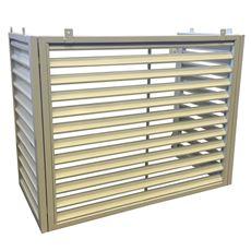 QsanTec skydd för utomhusdel förlängning med lucka Image